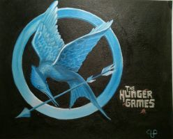 Mockingjay by Comol