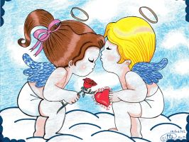 Pure Love Of Angels Babies 2 by vitainuka