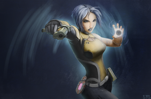 Borderlands 2 - Maya (take 2) by Sentrythe2310