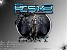 PCSX2 for PS2 Emulation by Anarkhya