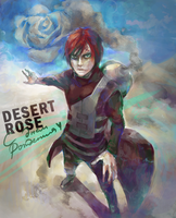 Desert Rose by Ultima-eFFik