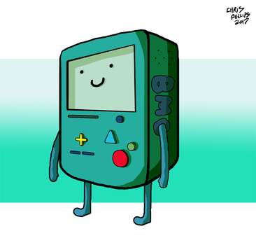 Bmo by Demonology7789