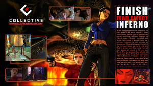 Square Enix Collective - Fear Effect Inferno by FearEffectInferno