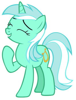 Lyra laughing by Tardifice
