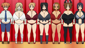Sumo girls by Zombie-Spartan
