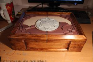 Hearthstone Box - the box by CassiusProps