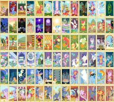 The Equestria Tarot by janeesper