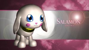 Salamon 3d by me by EAA123