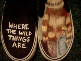 Where the Wild Things Are 2.0 by Lemguin