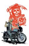 Sons of Anarchy by Erykkr