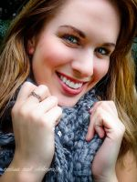 A Scarf and a Smile by melissaleahmp
