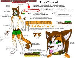 Pizza Tomcat GENERAL REFERENCE by Tylar-I