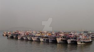 Pretty Boats All in a Row by soelusive