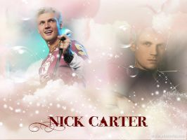 Nick Carter Wallpaper by iluvlouis