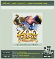 Zoo Tycoon: Complete Collection Icon by CODEONETEAM