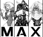 Mad Max's Villains 2 by BRAINandFAT