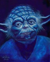 Yoda by Storm01535