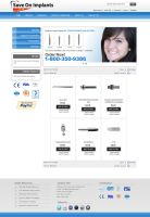 Web Layout for E-commerce by exd15256