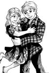 Scared Chapter 31 Dean and Claire by DragonPress