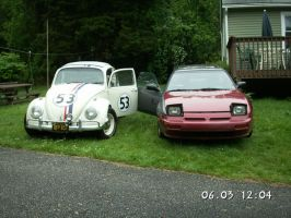 Herbie cheated on Giselle by MonteCarloBoy