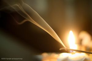 Incense by xcreamer