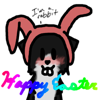 Happy Easter~! by Selena112