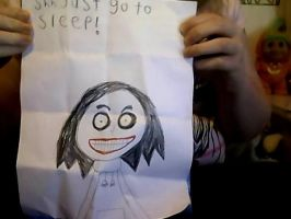 Jeff the Killer. by Smurfette123