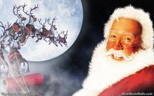 The santa clause 01 by BestMovieWalls