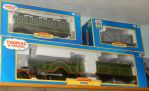 Bachmann Emily with Rolling Stock by rlkitterman