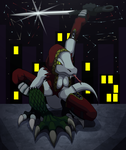 Kasharah: Rooftop by shadow-recon-666