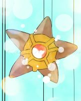 Staryu Used Recover by ApocalypseKitty