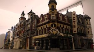 Lego Town by munkie8