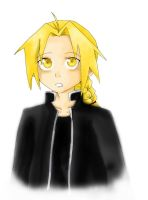 Edward Elric by spuds-n-stuff