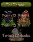 The Throne by Twins72-Stocks