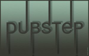 Dubstep Wall by ItchanArt