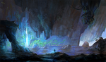 Cave Entrance by allisonchinart