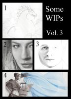Some WIPs Vol. 3 by Svera