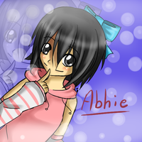 Fanart for Abhie by DaDoofus