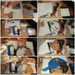 Marie step by step perler beads by Cimenord