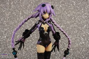 Purple Heart PVC Figure by Dinara