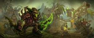 Blizzcon 2009 Goblin Image by NorseChowder