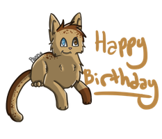 Happy [Late] Birthday! -Edited- by PannyPan