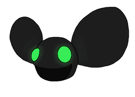 Deadmau5 head by Blood-Demon-Shinobi
