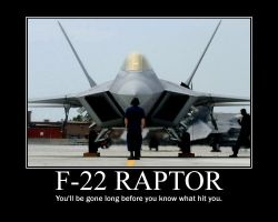 F-22 poster by jedijaffy14