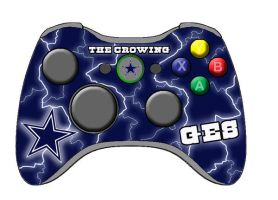 Cowboys controller concept by chrisfurguson