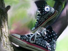 Converse conversion by Hatters-Workshop