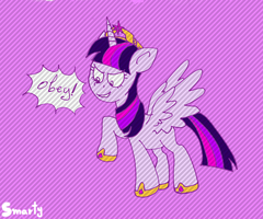 obey the princess! by smartypurple