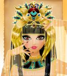 Queen of Egypt by DoubleDead