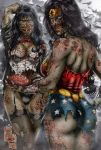 Zombie Heros by TVC-Designs