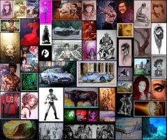 Many of my works... by tonio48